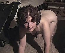 JUST A NORMAL EVERYDAY NAKED LADY BLOWJOB