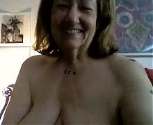 CH American 65 y.o. granny, like to see my cock