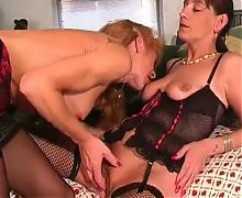 French matures toying and groupsex